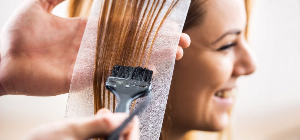 دوره تخصصی آموزش رنگ مو